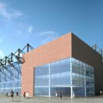 koncepcja stadionu w Zabrzu